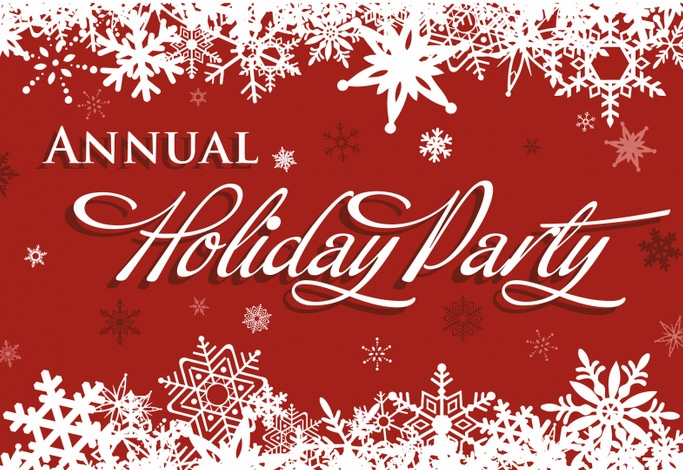 1950's, 1960's & 1970's Holiday Luncheon (Wednesday, Dec 4)